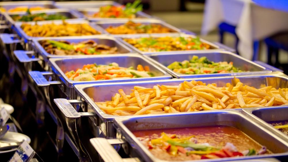 tray food